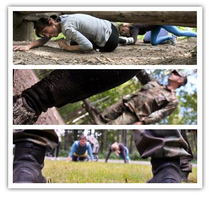 Military Fitness Och Bootcamp I Goteborg